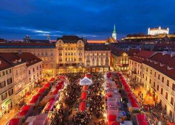 4 napos karácsony az Alpokalján, Kőszegen, Sopronban és Sárváron, busszal, félpanzióval