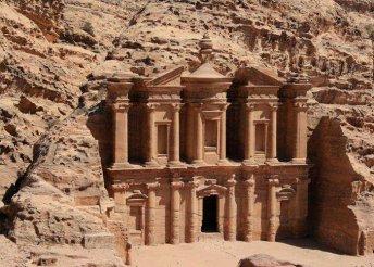 9 napos körutazás Jordániában és Izraelben, repülőjeggyel, illetékkel, 3-4*-os szállásokkal