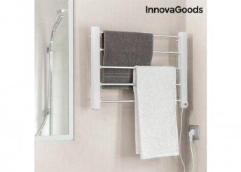 InnovaGoods 65W Fehér Szürke Elektromos Fali Törölközőszárító