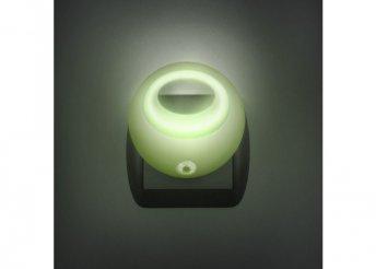 Éjjeli fény szenzoros - zöld