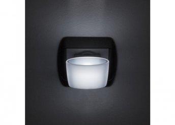 Phenom éjszakai jelzőfény érintőkapcsolóval - fehér