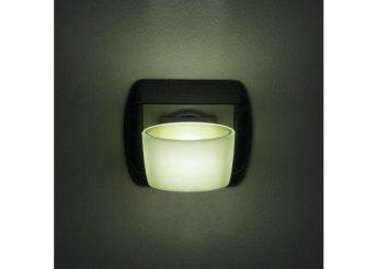 Phenom éjszakai jelzőfény érintőkapcsolóval - zöld