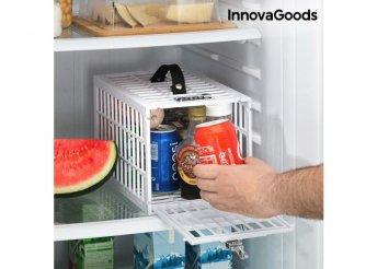 InnovaGoods Food Safe Biztonsági Tároló Hűtőbe