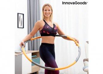 Lehúzható habbal borított Fitnesskarika O-Waist InnovaGoods