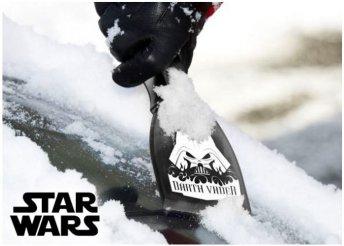 Star Wars-os jégkaparó