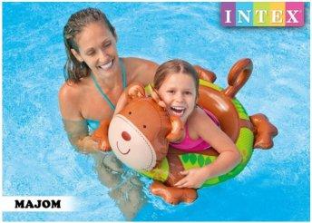 Intex majmos úszógumi 3-6 éves gyerekeknek