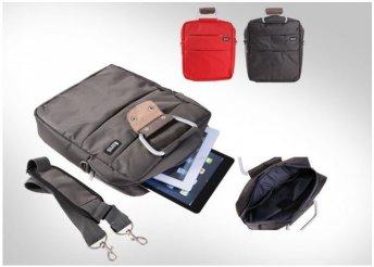 """I-total praktikus oldaltáska párnázott belsővel 10""""-os táblagépek vagy hasonló méretű notebookok tár"""