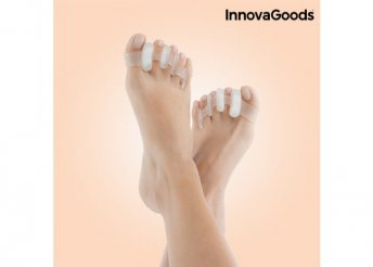 Nyugtató lábujj szeparátor (2 darab)