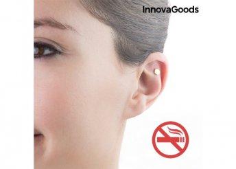 Akupresszúrás dohányzásról leszoktató mágnes