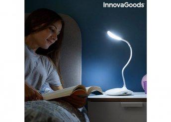 Újratölthető érintésérzékeny LED asztali lámpa