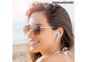 Vezeték nélküli fejhallgató mágneses töltéssel