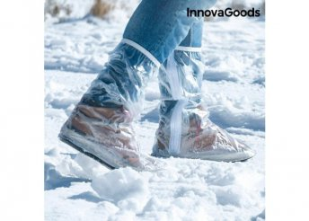 Cipőre húzható vízálló lábvédő (2 db)