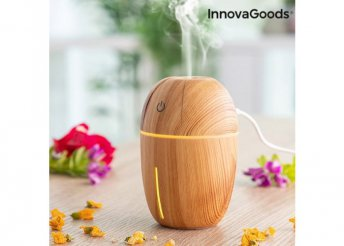 Mini aroma diffúzor párásító Honey Pine