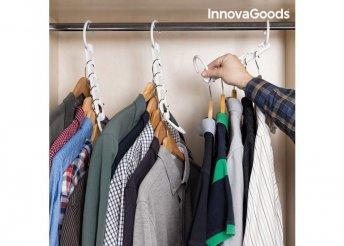 Vállfarendező 40 ruhához (24 darab)