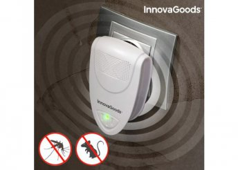 Mini ultrahangos rovar és rágcsálóriasztó
