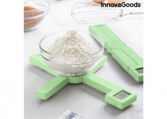 Összecsukható digitális konyhai mérleg