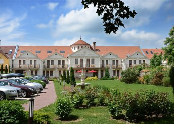 5 nap 2 főre nyáron is Harkányban, az Ametiszt Hotelben, reggelivel, fürdőbelépővel