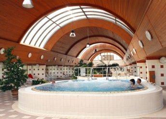 6 napos wellness kúra 2 főre nyáron is Harkányban, az Ametiszt Hotelben, reggelivel