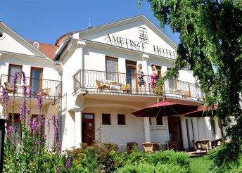 4 napos húsvéti vakáció 2 főre Harkányban, az Ametiszt Hotelben, reggelivel, fürdőbelépővel