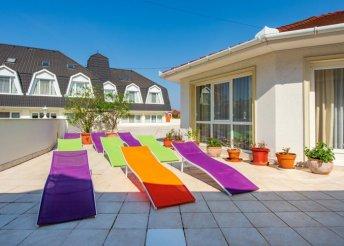 6 nap wellness 2 főre nyáron is Hajdúszoboszlón, az Aqua Blue Hotelben, félpanzióval