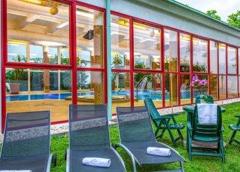 5 napos wellness 2 főre Harkányban, a Dráva Hotel Thermal Resortban, félpanzióval