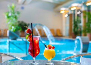 4 napos wellness 2 főre Harkányban, a Dráva Hotel Thermal Resortban, félpanzióval