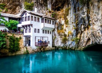 4 napos körutazás Bosznia-Hercegovinában, busszal, reggelivel, 3*-os szállással