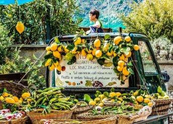 4 nap Olaszországban Pünkösdkor, a Citromfesztivál idején, buszos utazással, reggelivel