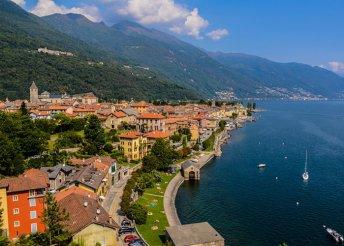 4 napos kirándulás a Comói-tóhoz és Milánóba, buszos utazással, reggelivel, 4*-os szállással
