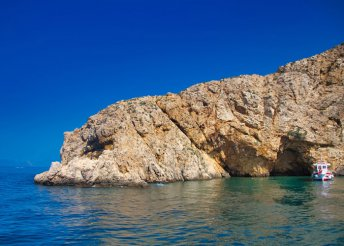 4 napos nyaralás főszezonban is Krk-szigeten, buszos utazással, félpanzióval, idegenvezetéssel