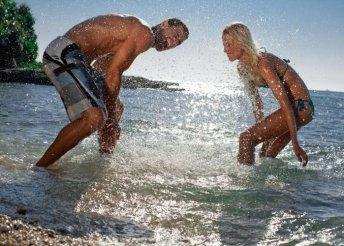 5 napos nyaralás az Adriai-tengernél, a Kvarner-öbölben, buszos utazással, félpanzióval