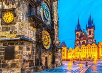 3 napos városnézés a március 15-i hosszú hétvégén Prágában, Pozsonyban és Bécsben