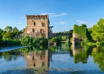 4 nap Olaszországban a Garda-tónál, reggelivel és buszos utazással