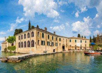 5 napos nyaralás a Garda-tónál, reggelivel és buszos utazással