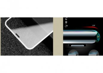 iPhone 6/7/8/SE 2020 3D Standard Prémium üvegfólia Remax-WK - Fehér