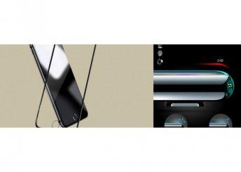 iPhone 6/7/8/SE 2020 3D Standard Prémium üvegfólia Remax-WK - Fekete