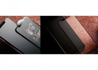 iPhone 7/8/SE 2020 3D Prémium MATT üvegfólia Remax-WK - Fehér