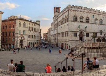 4 napos kirándulás Umbriában a virágfesztivál idején, busszal, reggelivel, 3*-os szállással