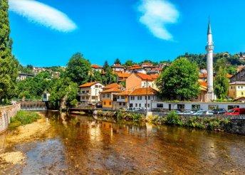 5 napos körutazás Bosznia-Hercegovinában, Emir Kusturica nyomában, busszal, reggelivel