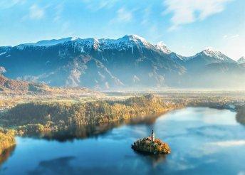 3 napos kirándulás Szlovéniában, busszal, reggelivel, 3*-os szállással