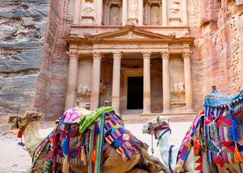 8 napos körutazás Jordániában, a Szentföld ékkövénél, repülővel, félpanzióval