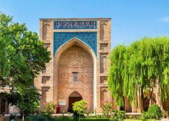 Körutazás Üzbegisztánban, repülős utazással, 3-4*-os szállásokkal, félpanzióval, belépőkkel