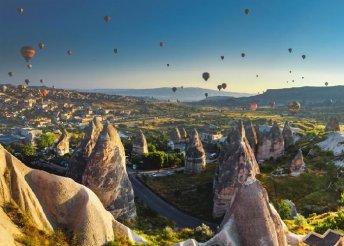 Buszos körutazás Törökországban, Anatóliában, az Égei- és a Márvány-tengernél