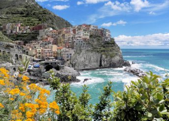 5 napos körutazás Toszkánában, Cinque Terre és Viareggio érintésével, busszal