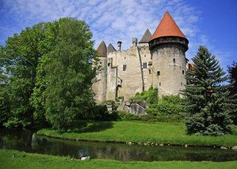 3 napos kirándulás alsó-ausztriai kastélyokhoz és kertekhez, busszal, 3*-os szállással, reggelivel