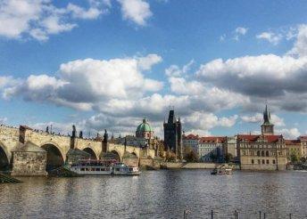 4 napos prágai városnézés fakultatív kirándulásokkal, busszal, reggelivel, 3*-os szállással