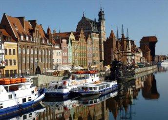 6 napos körutazás lengyelországi történelmi és hanza városokhoz, busszal, reggelivel, 3*-os szállással