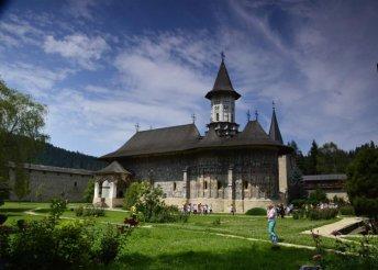 6 napos körutazás Máramaros, Bukovina és moldvai kolostorok között, busszal, reggelivel, 3*-os szállással