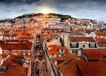 4 napos városnézés Lisszabonban, repülőjeggyel, reggelivel, 3*-os szállással