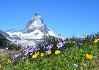 7 napos kirándulás Svájc rejtett kantonjaiban és híres hegyei között, busszal, reggelivel